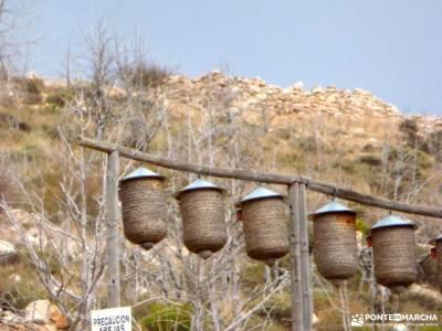 Valle de los Milagros-Cueva de la Hoz; parque nacional de monfragüe la silla de felipe ii bola del